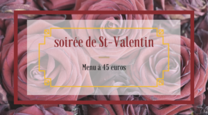Soirée de St-Valentin